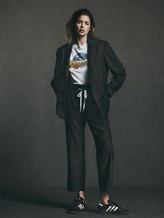Doutzen Kroes by Ben Weller for Twin Magazine Spring Summer 2015
