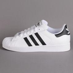 official photos b729c 8a8b5 Adidas Superstar II Adidas Sneakers, Sko Sneakers, Adidas Kvinder,  Catwalkmode, Modesko,