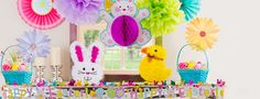 Easter Theme decorations