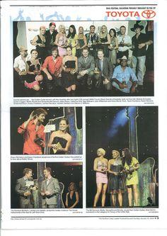 2009 Country Music Award of Australia • Music Video Of The Year • KASEY + SHANE RATTLIN' BONES