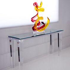 Haziza.com - Contemporary Art, Furniture and Stunning Acrylic Designs ----BTW, Please Visit: http://artcaffeine.imobileappsys.com