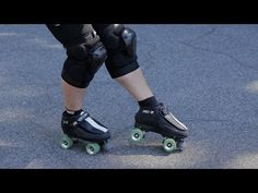 How to Do a Mapes Jump | Roller-Skate - YouTube