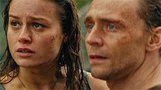 Brie Larson and Tom Hiddleston in Kong: Skull Island https://www.youtube.com/watch?v=YK5hbs4LOI8&feature=youtu.be