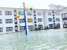 Evening scenery at Suria Hot Spring Resort Bentong Any enquiries contact us at 09-2210200