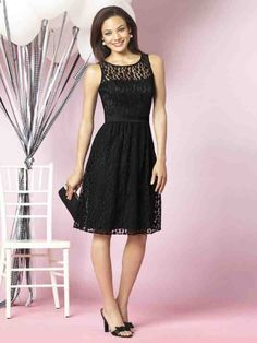 Short Black Bridesmaid Dresses Wedding And Bridal Inspiration