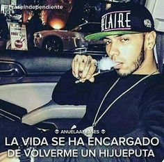 Anuel Aa Quotes, Qoutes, Spanish Quotes, I Am Game, Memes, Fitness, Motivational, Beautiful, Happy