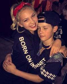 Hayden and Jordyn didn't know they knew each other
