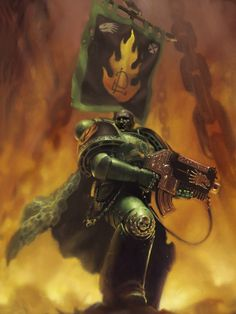 Some artwork of scifi.AND WARHAMMER.Nothing of the artwork picture is mine.the artwork of the Storm Birds. Warhammer 40k Salamanders, Salamanders Space Marines, Warhammer 40k Art, Warhammer Models, Warhammer Fantasy, Dark Eldar, Into The Fire, Angel Of Death, Fantastic Art