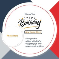 Birthday Wishes With Photo, Birthday Greetings For Sister, Happy Birthday Wishes For A Friend, Birthday Wishes With Name, Happy Birthday Frame, Birthday Wishes Quotes, Happy Birthday Greeting Card, Happy Birthday Sister, Happy Birthday Cakes