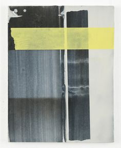 Sigrid Sandström Untitled, 2011 Acrylic on board 12.5 x 9.75 in.