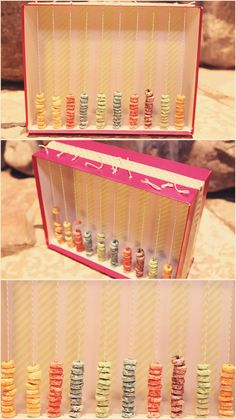 100th day of school project :: chinese abacus