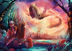 gravity fall fan art | GRAVITY FALLS - YOU MISS SOMETHING BRO by YamYami-Shin on DeviantArt