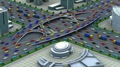 Chinese student design to improve intersections