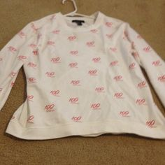 forever 21 sweatshirt never worn; new w/ out tags Forever 21 Jackets & Coats