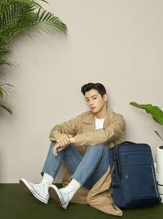 Man of my dreams! Astro K Pop, Cha Eunwoo Astro, Ideal Boyfriend, Lee Dong Min, Korean Fashion, Mens Fashion, Cha Eun Woo, Sanha, Actor Model