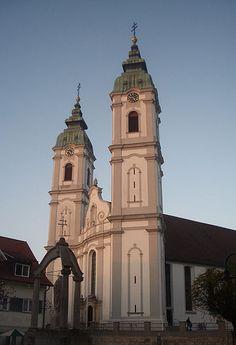 Bad Waldsee Stiftskirche