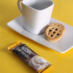 ¿Quiénes están de acuerdo que con este clima un Café Vainilla es lo ideal para terminar de despertar con buen ánimo? #TodoEmpiezaConUnNescafe