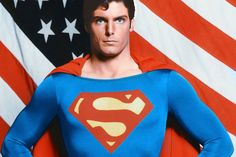 Silver Screen Superman: Christopher Reeve #Superman