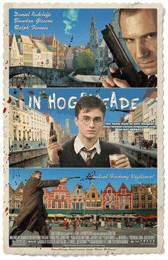 Harry Potter - In Bruges crossover