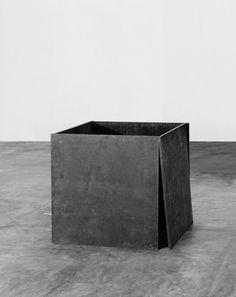 Richard Serra (American, born 1939), One Ton Prop (House of Cards), 1986 — Lead…