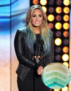 11 Times Demi Lovato's Hair Looked Like Food | M Magazine
