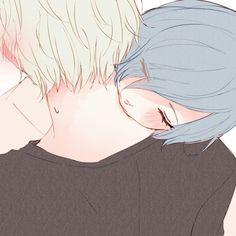 Tokyo Ghoul - Kaneki x Touka Kaneki And Touka Kiss, Touka Kaneki, Ken Kaneki Tokyo Ghoul, Anime Love Couple, Manga Couple, Cute Anime Couples, Anime Kiss, Manga Anime, Manga Romance
