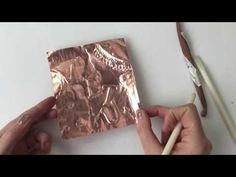Copper Tooling Demonstration - YouTube