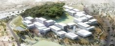 1. Ödül - Muğla Milas - Eğitim Kampüsleri Mimari Proje Yarışması - kolokyum.com