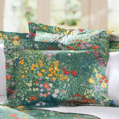 Monet Percale Bedding from Cuddledown. A best seller!