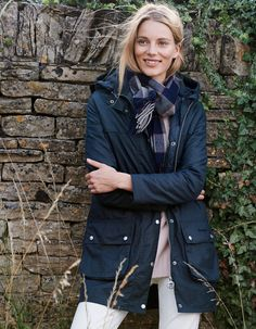 November Style Guide sneak peek. Our Very Personal Stylist team can help you pre-order the Barbour® winter durham jacket before it becomes available on Wednesday 23 October. Call 800 261 7422 or email erica@jcrew.com.