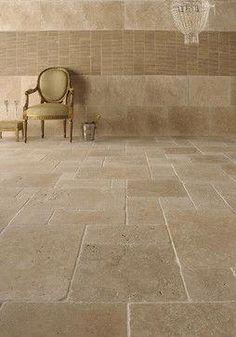 ideas for kitchen tile floor travertine bathroom Travertine Bathroom, Travertine Floors, Bathroom Flooring, Limestone Flooring, Tile Flooring, Flooring Ideas, Best Flooring For Kitchen, Living Room Flooring, Kitchen Tiles
