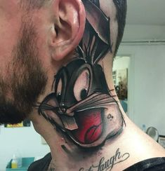 Bugs Bunny by Bam  Kaczmarek  Tattoo.