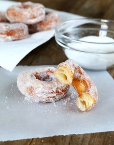 Easy Gluten Free Biscuit Donuts - Gluten-Free on a Shoestring
