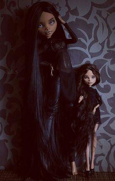 Ooak Monster High 17 inch Clawdeen Wolf by Juli Sidorova