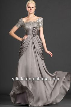 1000 Images About Silver Amp Gray Dresses For The Mother Of
