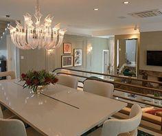Detalhes sala de jantar by Logo Arquitetura  @_decor4home