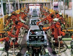 The Secrets To Cars that are being assembled in seconds!