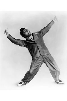 Little Richard: Architect of rock and roll.