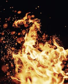 Stock Video Clip Of The Dying Embers In The Fireplace Ranges
