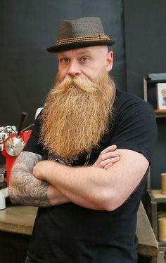 gotta love the beard!