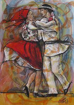 pucik / Tanec je radosť-Gorali