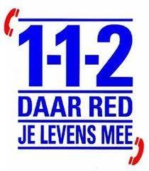 112 & 1-1-2 Het alarmnummer