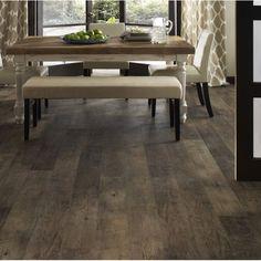 """ADURA® Flex Dockside 6"""" x 48"""" x 2.5mm Oak Luxury Vinyl Plank Boardwalk"""