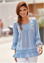 229f93d2b50 Купить туники и женские блузки в интернет-магазине QUELLE