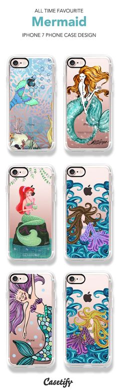 Most Wanted Mermaids iPhone 7 and iPhone 7 Plus case. Shop them all here >    https://www.casetify.com/artworks/hkMTNnCSK7