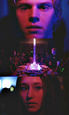 american horror story kyle and zoe - Google Search
