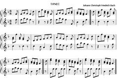 noty na sopránovou flétnu - Hledat Googlem