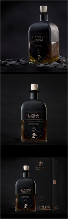 Evelyn Chee - Inspire to Strive: Elephant Whisky #packaging‬ ‪#design‬ #diseño‬ ‪#empaques ‪#embalagens‬ ‪#パッケージデザイン‬ ‪#emballage‬ #bestpackagingdesign #worldpackagingdesign #worldpackagingdesignsociety