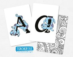 The Taniwha Alphabet