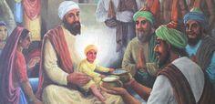 Gobind Rai and the 2 pots